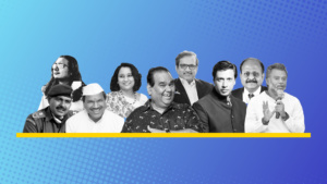 NASHIK ENTREPRENEURS' FORUM, 2019 SPEAKERS